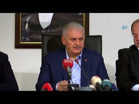 Başbakan Yıldırım ABD'nin YPG Sözünü Değerlendirdi