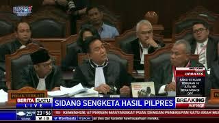 Saat Yusril Ihza Mahendra Cecar Saksi Prabowo-Sandi