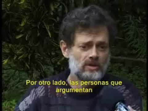 Terence McKenna en Mexico - Drogas