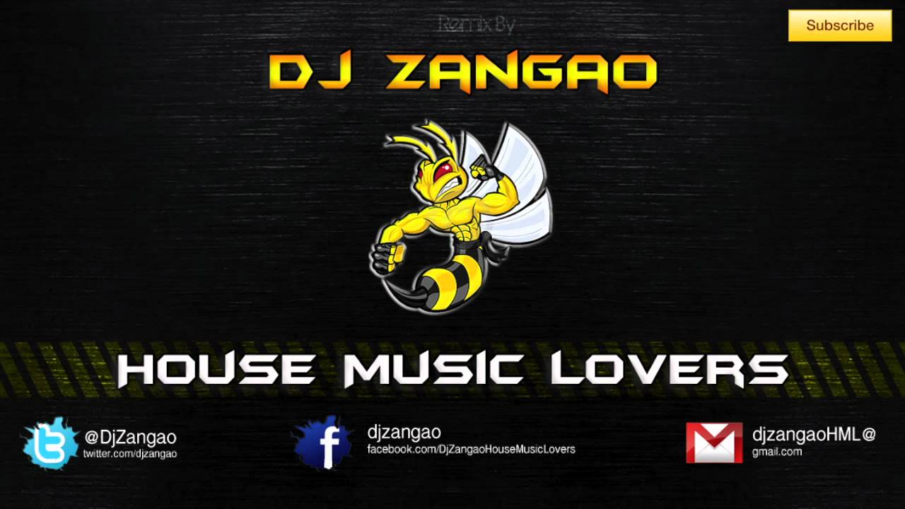 coldplay paradise dj zangao remix house music lovers