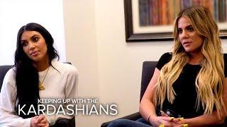 KUWTK | Khloé Kardashian Talks Fertility Treatments & Lamar Odom | E!