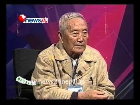 ८४ वर्षको उमेरमा सगरमाथा आरोहण ! ७६ वर्षको आफ्नै रेकर्ड तोड्ने अठोट - CHAA PRASNA