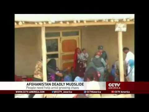 Scale of Afghan Landslide 'Absolutely Devastating'