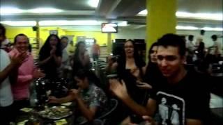 Aniversário do Jovem Elias Serafin - Cuiabá/MT