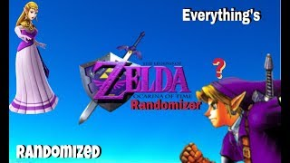 100% OCARINA OF TIME RANDOMIZER