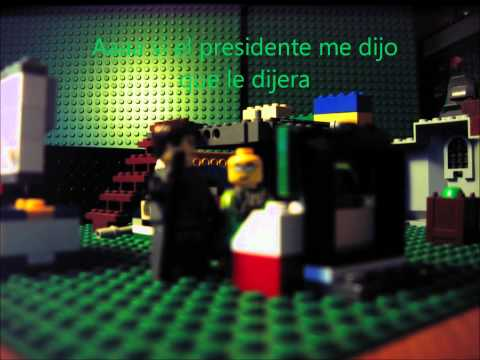 Lego ataque zombie trailer (preview)