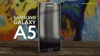 Обзор Samsung Galaxy A5 2016 в 4к