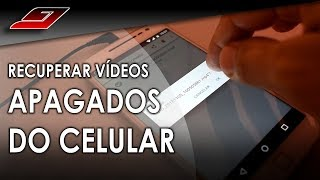 Como RECUPERAR VIDEO excluído do celular | Guajenet