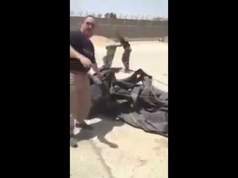 Iraq War: US Army Airdrops Tons of Ammo to #ISIS Terrorists ‪in ‪#‎Baiji‬ oil refinery 10/10/15