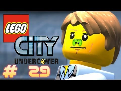 Let's Play Lego City Undercover #29 [Deutsch/HD] - Ärger aufm Schrottplatz
