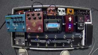 That Pedal Show – Analogue Delay Is Awesome: Analogman ARDX20 Dual Analog Delay & Amazeo