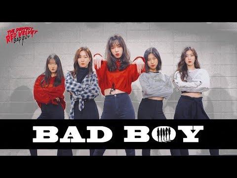 레드벨벳 Red Velvet 'Bad Boy(배드보이)'   커버댄스 DANCE COVER MIRRORED @MTY