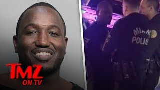 Hannibal Buress Arrested For The Dumbest Reason Ever | TMZ TV