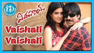 Vaishali - Vaishali Vaishali Song - Mirapakay Movie Songs - Ravi Teja - Richa Gangopadhyay - Deeksha Seth