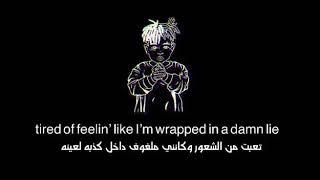 الجـميع يمـوت من كـوابيسـهم  💔!   - XXXTENTACION -