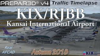 [P3D] BDOaviation - Kansai International Airport (KIX/RJBB)