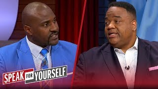 Whitlock & Wiley disagree on the allegation made by Myles Garrett | NFL | SPEAK FOR YOURSELF