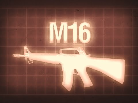M16 - Black Ops Multiplayer Weapon Guide