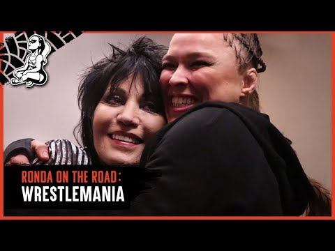 Ronda on the Road   WrestleMania 35