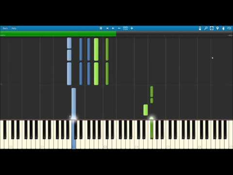 Bravely Second - Last Song - Supercell [Piano Synthesia] [Sheet DL]