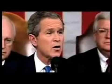 WMD LIES - Bush Cheney Rumsfeld - THE ULTIMATE CLIP (Edited)