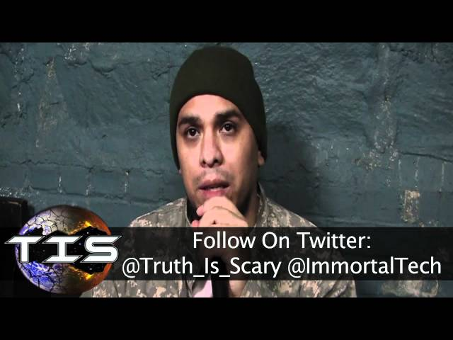 Immortal Technique Talks Kony 2012, Trayvon, Illuminati, Aliens, End Of World w/ TRUTHISSCARY.COM