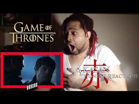 """Game of Thrones S06E02  """"Home"""" REACTION"""