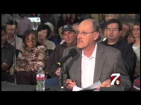 CBS 7 and Odessa American District 81 Representative Forum