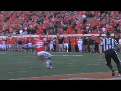 Oklahoma State Cowboys Football 2013-14 Pump Up