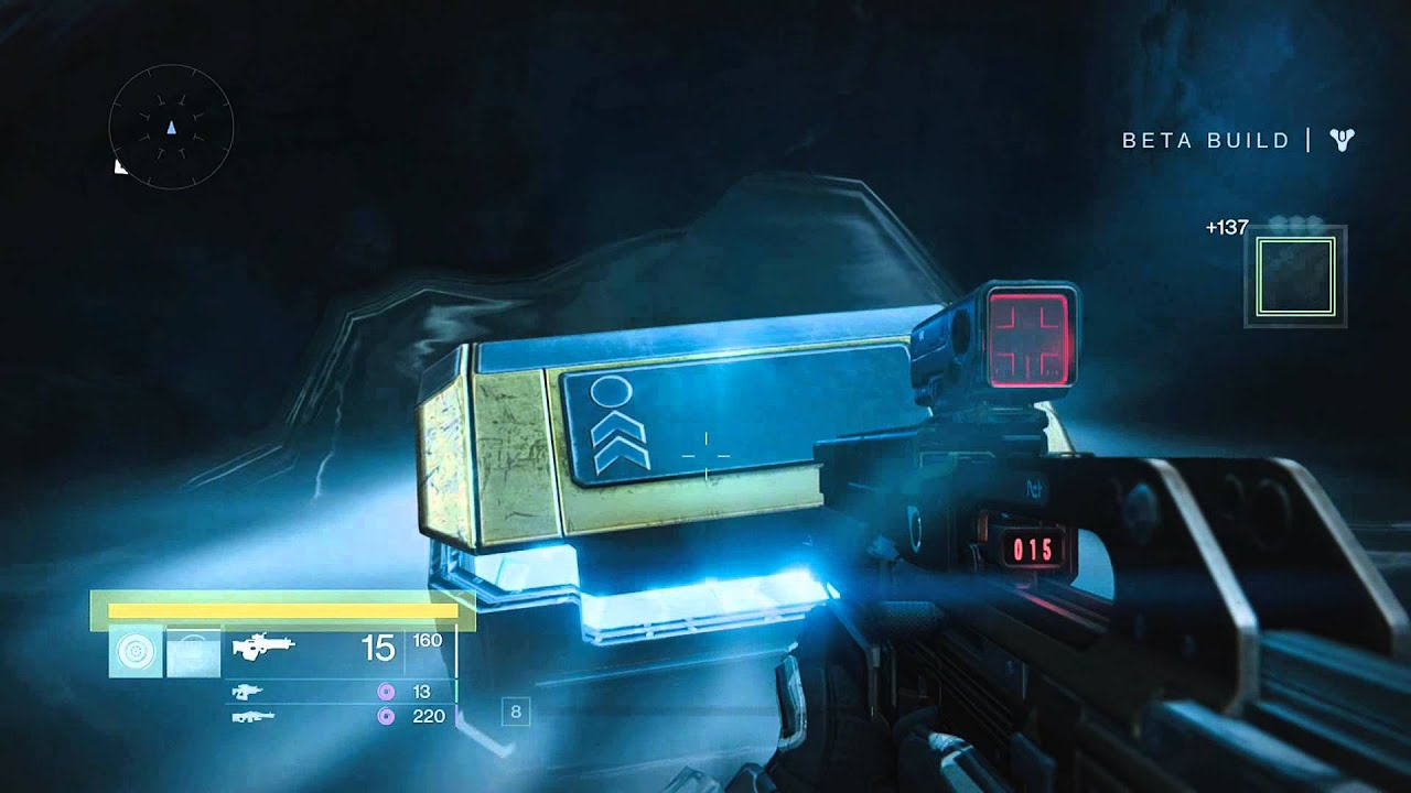 Destiny gold chest location on quot moon quot halls of wisdom youtube