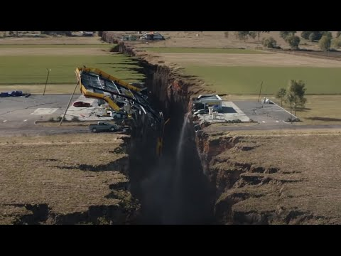 US Threatened By Future Mega-Earthquake