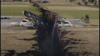 US Threatened By Future Mega-Earthquake