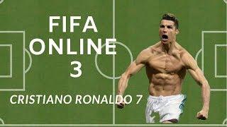 FIFA ONLINE 3 RANK!! CRISTIANO RONALDO SKILL!!