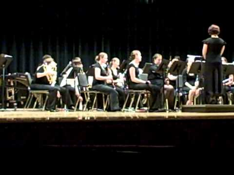 Hillsboro-Deering High School Concert Band May 2011