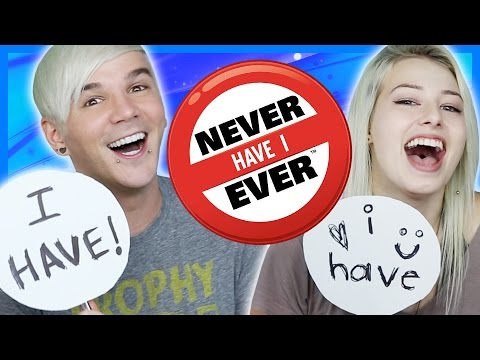 DIRTY NEVER HAVE I EVER - FT. MADDIE WELBORN