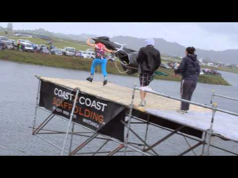 Whitianga Bathtub Race 2012