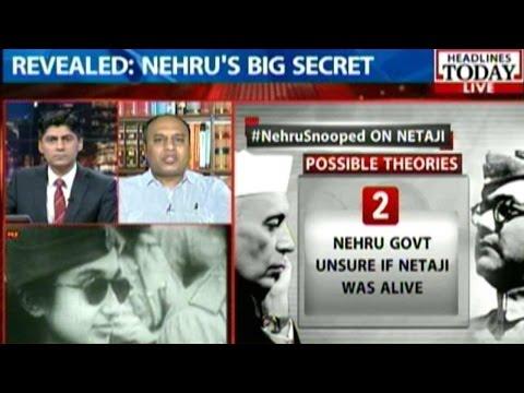 Did Nehru Government Spy On Netaji Subhash Chandra Bose Family?