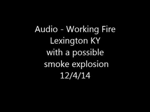 Audio: Flashover injures 3 Ky. firefighters