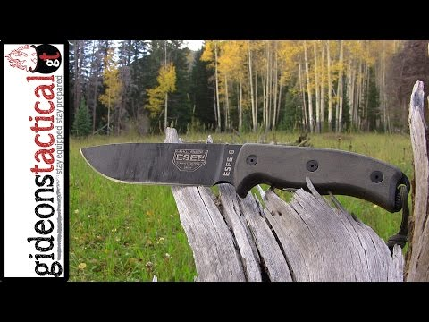 ESEE 6 Knife Review: My Trusted Friend
