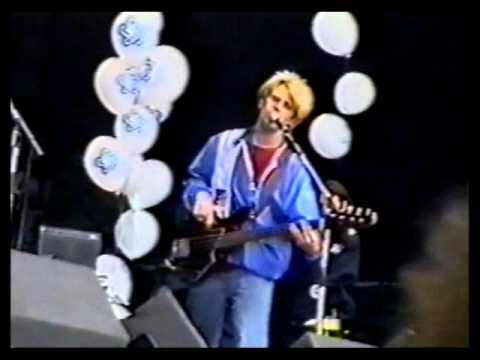 Mercury Rev, Chasing a Bee, live at the Phoenix Festival (1993), Yerself is Steam