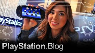 PlayStation Vita -- Official Unboxing