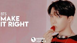 BTS (방탄소년단) – Make It Right | Hidden Vocals Harmonies & Adlibs