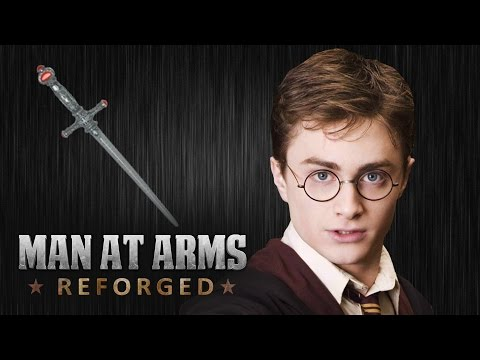 Sword of Gryffindor - Harry Potter - MAN AT ARMS:REFORGED