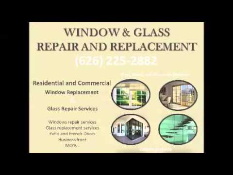 Mr. Glass and Window Services San Marino, CA (626) 225-2882 Window | Window Repair | Replace