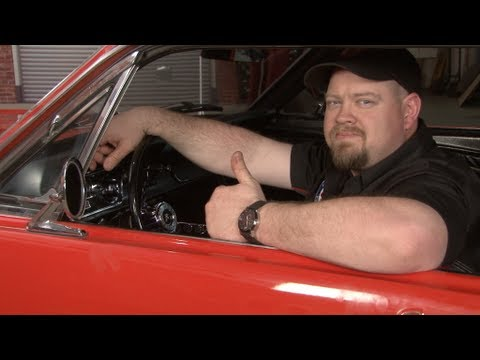 How to install replace remove door panel 73 87 chevy gmc for 1965 mustang window adjustment