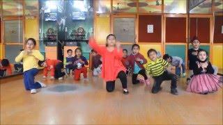 manma emotion jaage | dilwale | kids dance | step2step dance studio chandigarh