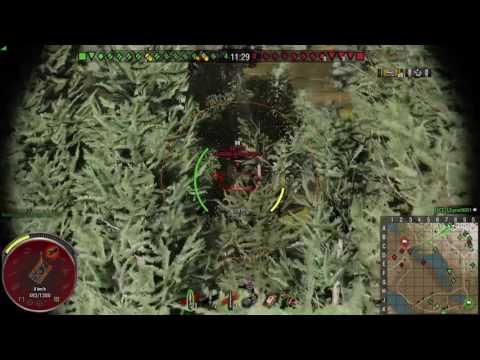 World of tanks PS4 - Blind de ouf