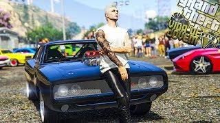 GTA V: VIDA DE JOVEM | CRIEI UM EVENTO DE CORRIDA, TJ RACING #EP.20