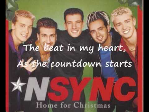 N'SYNC-KISS ME AT MIDNIGHT, WITH LYRICS!