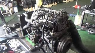 Проверка давления масла в двигателе D4CB B807839 Porter II (Euro IV)
